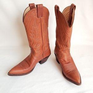 Nocona Women's Cowboy Boys made in the USA